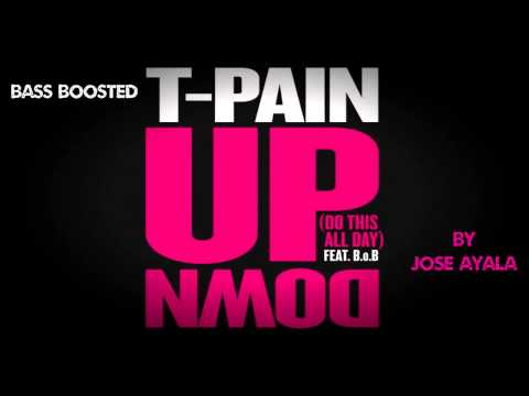 TPain feat BoB  Up Down Bass Booted