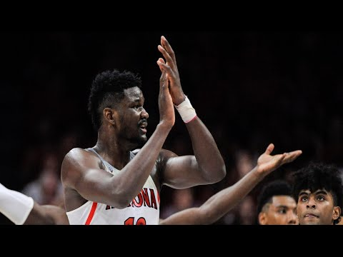 Deandre Ayton talks Arizona's development