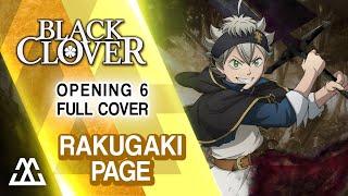 Download Lagu Black Clover Opening 6 Full - Rakugaki Page (Cover) mp3