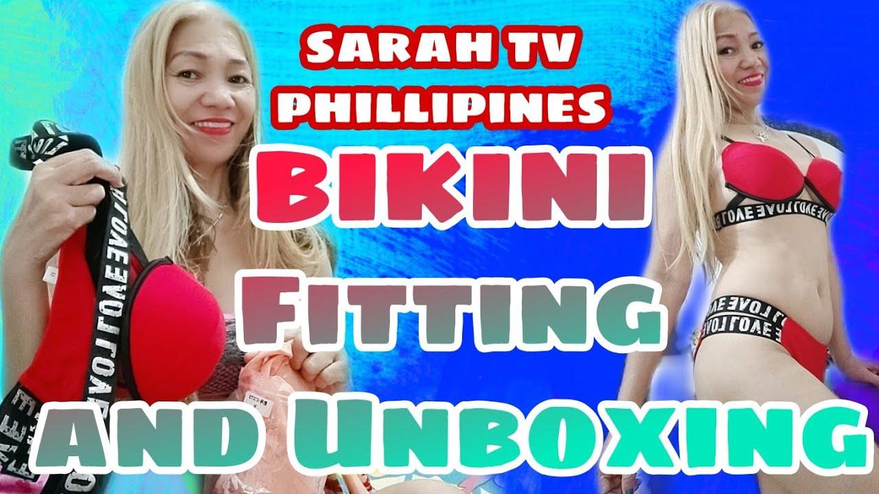 BIKINI FITTING AND UNBOXING #BIKINI unboxing #Sexy bikini #Phillipines