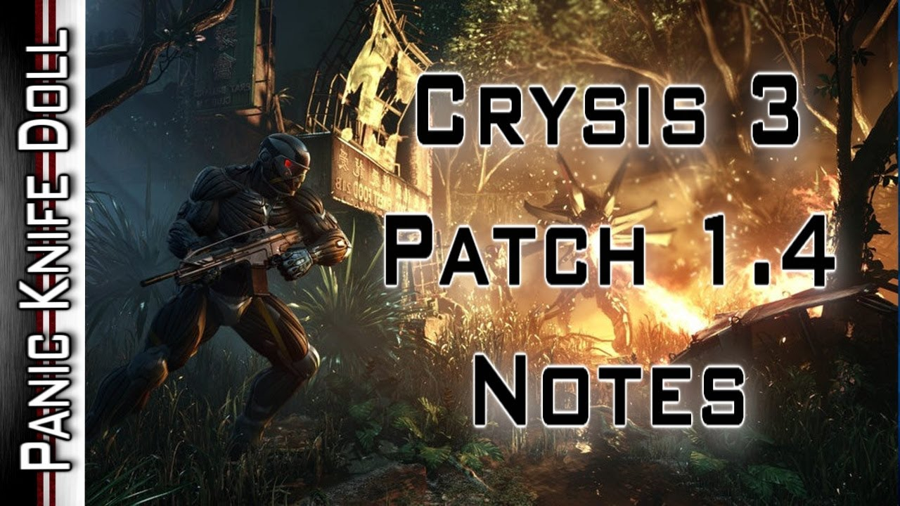 Starcry: reloaded (crysis mod) new patch quick walkthrough.