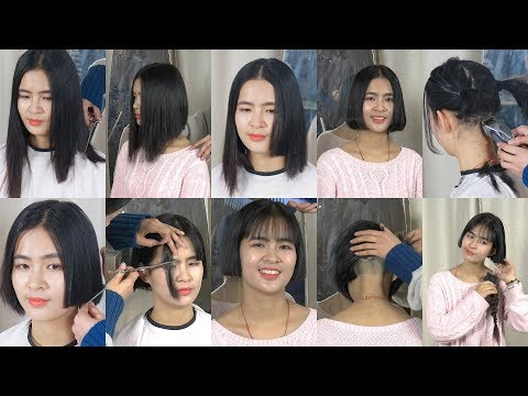 Miss Chen Short Bob Haircut Preview