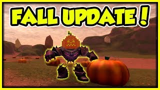 NEW FALL UPDATE! WEATHER SYSTEM & MORE (ROBLOX JAILBREAK)