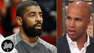Download Celtics should sign-and-trade Kyrie Irving this offseason - Richard Jefferson | The Jump Mp3 and Videos