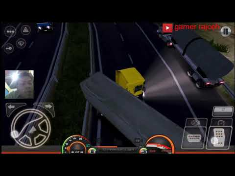 "GAMER REJCEH ""playing TRUCK SIMULATOR EUROPE 2"""