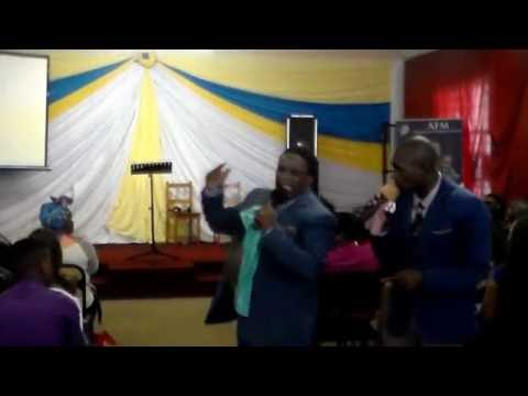 Ps Makhabane AFM CWC Central Port Elizabeth 2- spirit of Fear