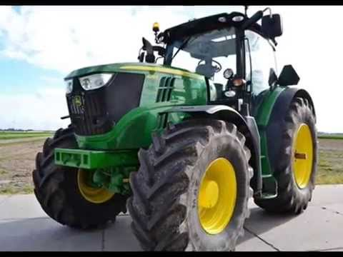 john deere 6175r youtube. Black Bedroom Furniture Sets. Home Design Ideas