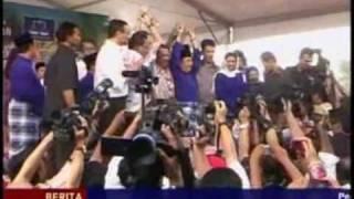 PRK Bagan Pinang: Isa Samad Calon Terbaik UMNO/BN Di Abad Ini