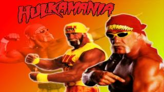 Hulk Hogan Theme WWE - I