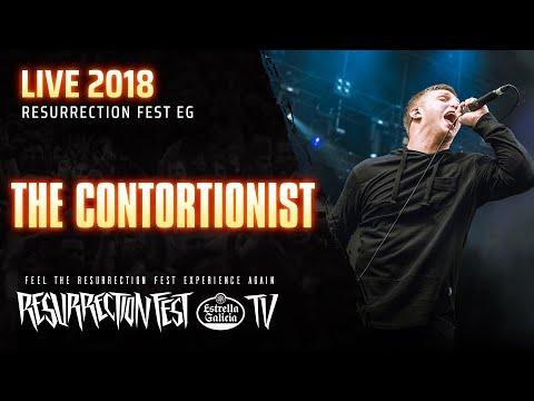 The Contortionist - Live at Resurrection Fest EG 2018 [Full show]
