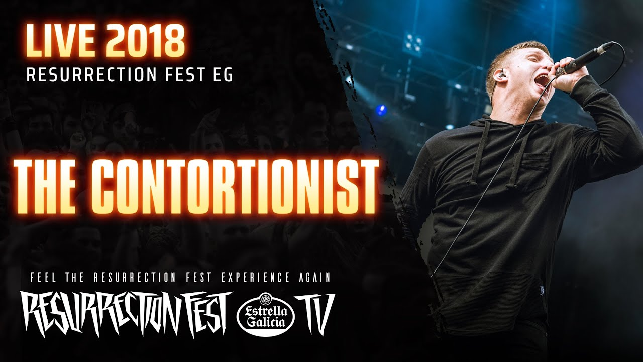 The Contortionist - Live at Resurrection Fest EG 2018 [Full show]