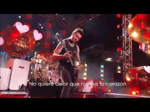 Pierce the veil - Dive In (subtitulos en español)