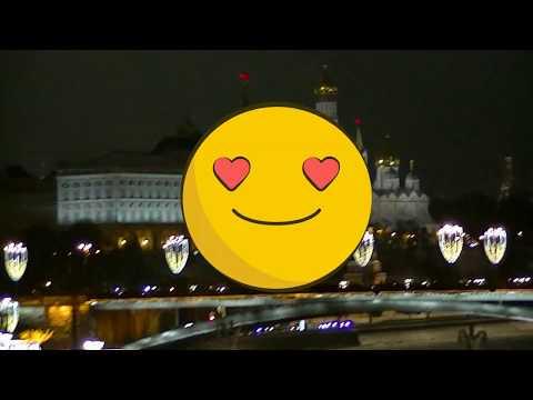 Москва новогодняя, вид на Кремль!