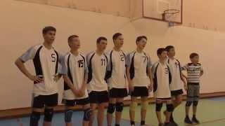 Первенство по волейболу - Школа №7 vs. ВСШ