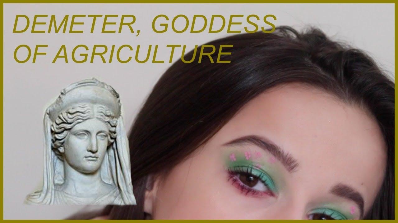 demeter god of agriculture