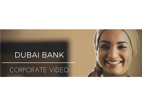 Dubai Bank Corporate Video