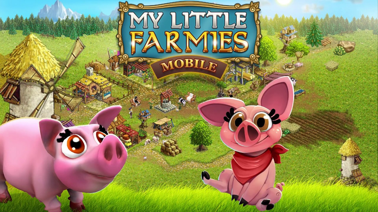My Little Farmies De Game