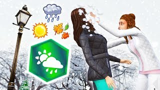 ☀️🌧️ THE SIMS 4 SEASONS GAMEPLAY 🍂❄️