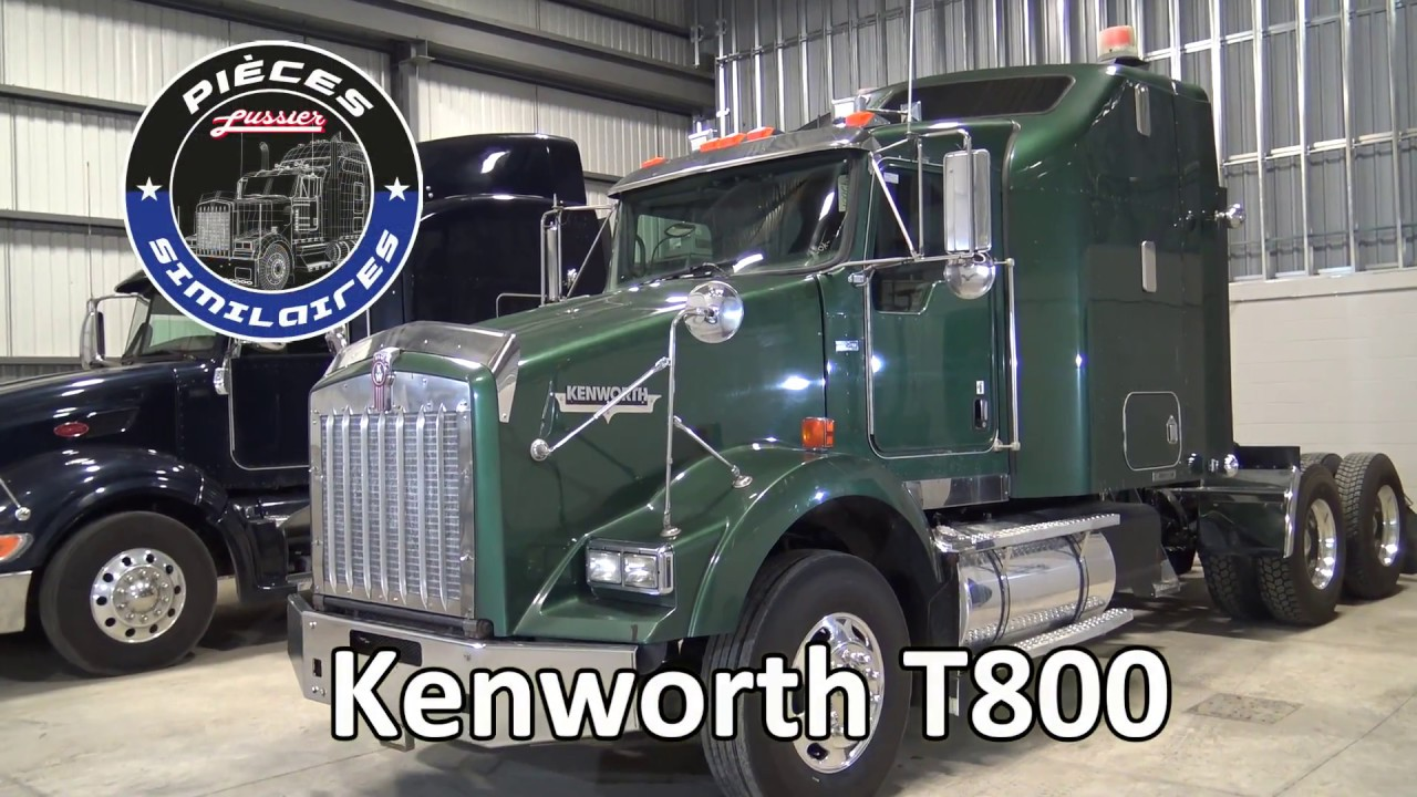 hight resolution of accessoires pi ces de kenworth t800