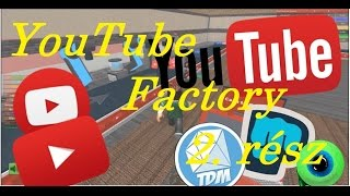 YOUR OPPONENT IS STUCK! | Roblox Youtube Factory 2. Section [HUN]