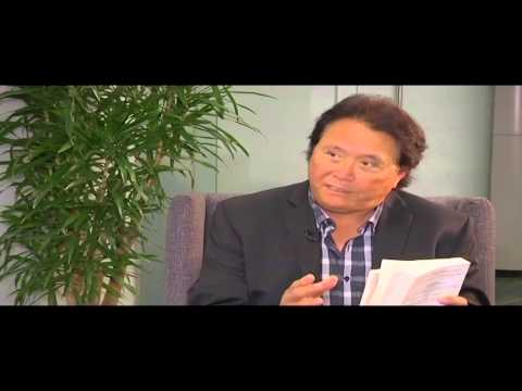 Robert Kiyosaki on Second Chance: For Your Money and Your Life
