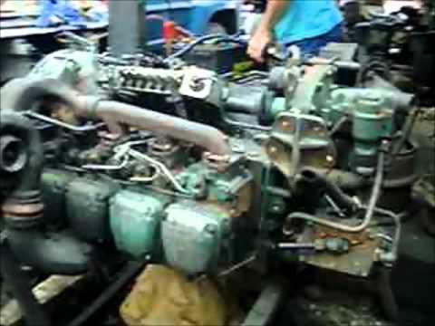 Motor B58 - YouTube