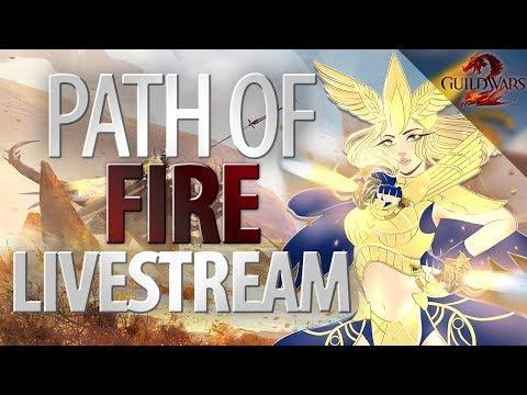 Guild Wars 2 - Heute PoF Livestream auf Twitch!