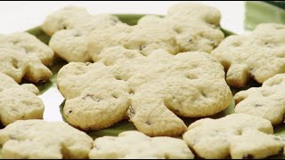 St. Patrick's Day Recipes - How To Make Irish Soda Bread Cookies