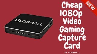 Cheap 1080p Video Gaming Capture Card