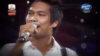 Cambodian Idol | Live Show |Week 4 | ម៉ៅ ហាជី | ទឹកភ្នែកជំនួសវាចា