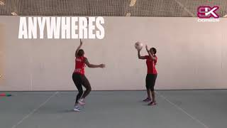 30 Day Netball Challenge | Challenge 9