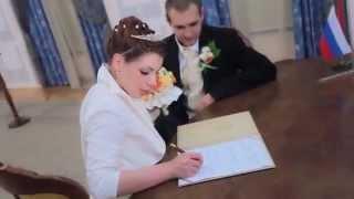 Татиана и Влад нестандартный свадебный клип!