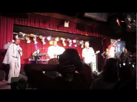 Loose Ends featuring Jane Eugene @ BB King Bar & Grill NYC 25 Mar 2013 -Hanging on a String