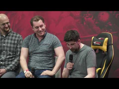 Star Citizen at the PC Gamer Weekender