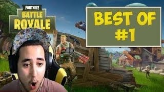 Gotaga finds a BUG! Best of Fortnite #1 (With Gotaga, Mickalow,...)
