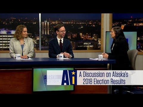Alaska's 2018 Election Results | Alaska Insight
