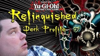 Yugioh Relinquished Deck Profile