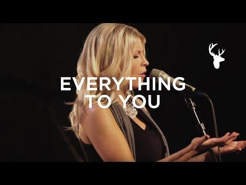 Everything To You (Spontaneous) - Jenn Johnson | For The Sake of the World