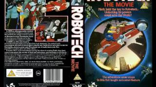 Robotech the Movie OST 09 Saved by Science
