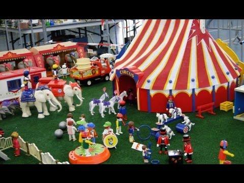 Playmobil cirque youtube - Cirque playmobil ...