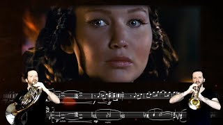 The Hunger Games Horn of Plenty French Horn Trumpet Cover.mp3