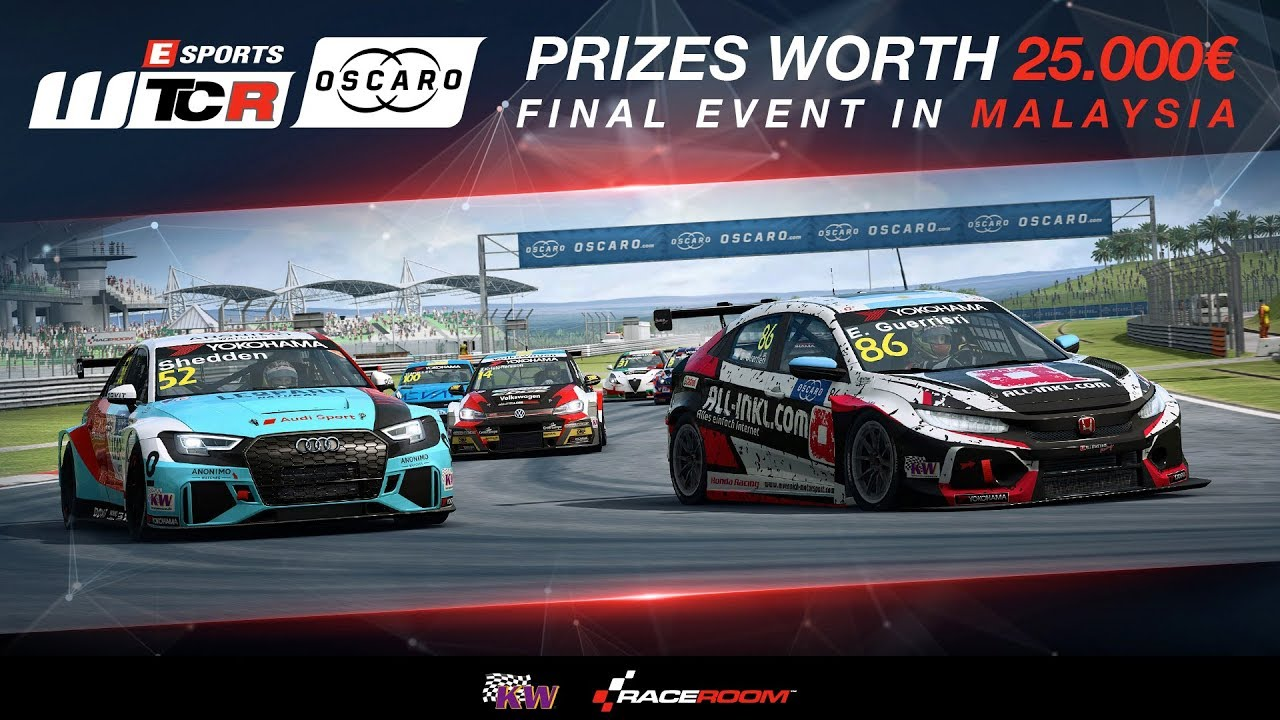 FIA WTCR | World Touring Car Cup presented by OSCARO