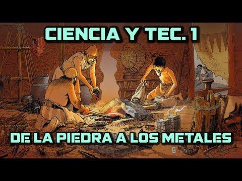 History of Science and Technology 1: From Stone Tools to the Age of Metals