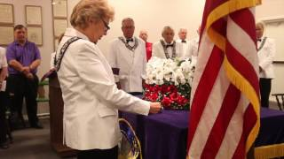Naples Elks Lodge recognizes Flag Day