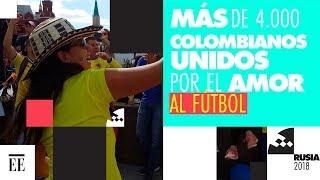 Fuerza cafetera, la barra de la selección de Colombia en Rusia 2018  | El Espectador