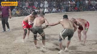 ਮਨਾਣਾ vs ਦਿੜਬਾ ਸੁਪਰ ਸੈਮੀਫਾਈਨਲ ਮੈਚ। Manana vs Dirba super semifinal kabaddi match at kheri gujjran