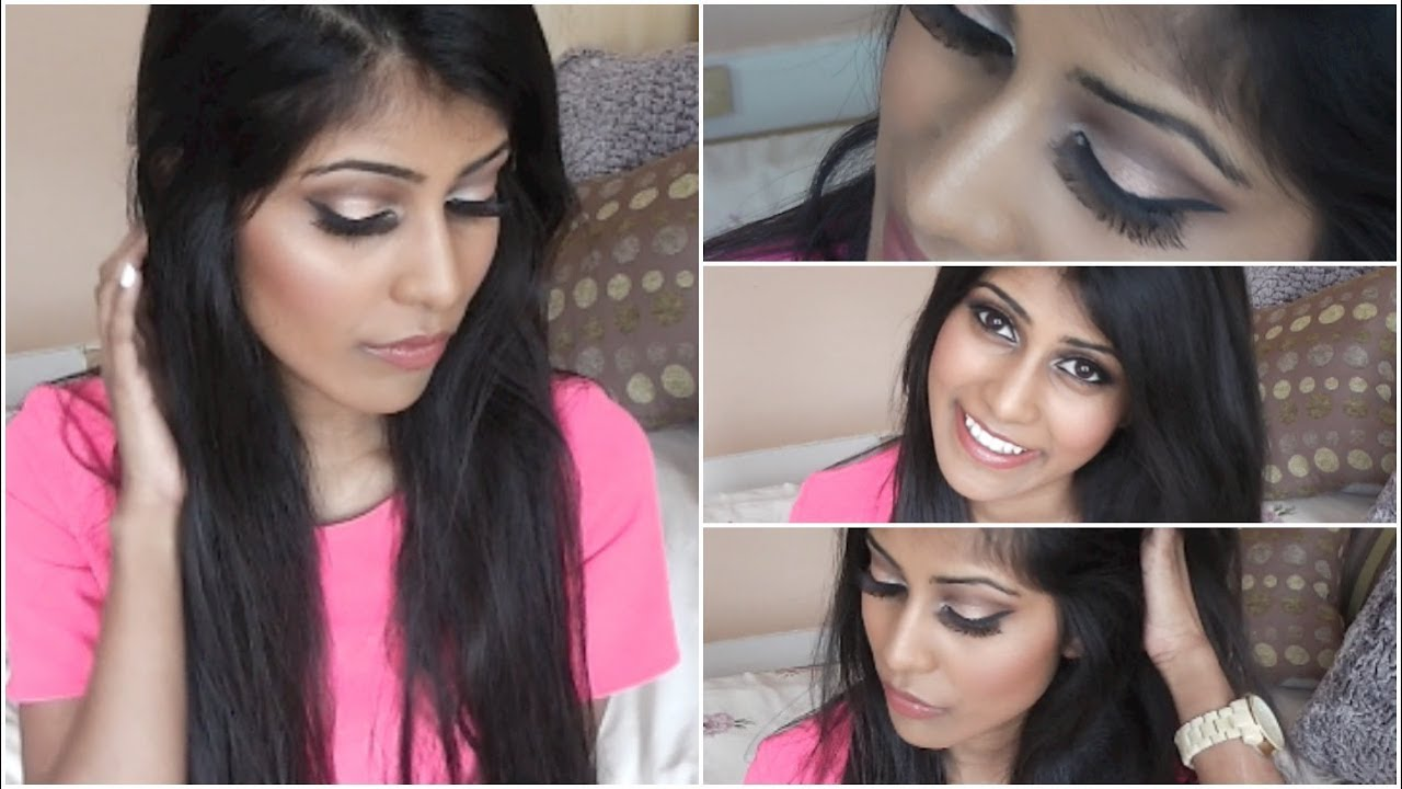 Simple Makeup Tutorial For Wedding Guest : Wedding Guest Makeup Tutorial - YouTube