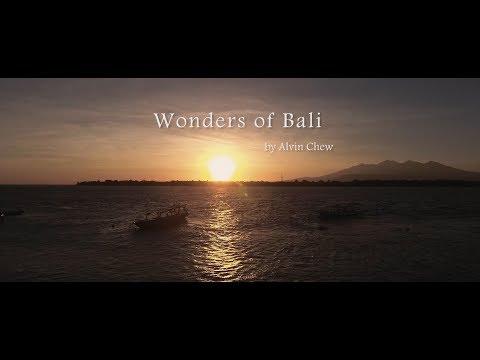 Wonders of Bali | DJI Skypixel 2017 video contest entry (Nature)