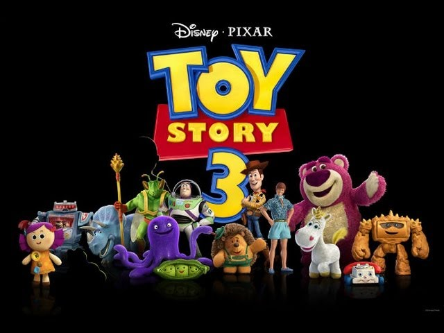 TOY STORY 3 EN VIVO Videos De Viajes