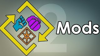Mods. There's a lot of them. They're scary. Let's learn about them,...